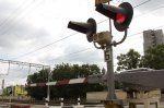 Нарушение правил на переезде Нижний Новгород
